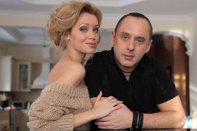 Жена Виктора Бондарюка - фото, личная жизнь