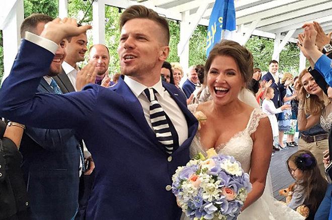 Муж Юлии Топольницкой, Игорь Чехов - фото, свадьба