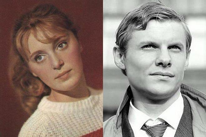 Жена Виталия Соломина - фото, биография, дети