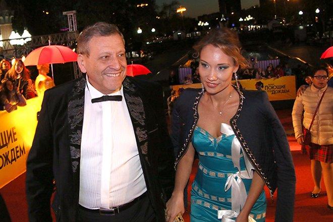 Жена Бориса Грачевского - фото, биография, личная жизнь, дети