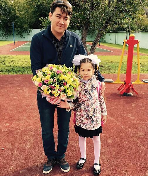 Жена Азамата Мусагалиева - фото, биография, дети