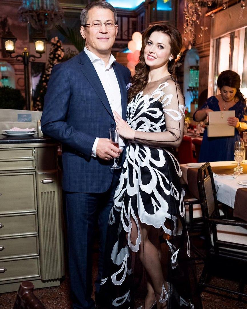 Жена Радия Хабирова - фото, биография, личная жизнь, дети