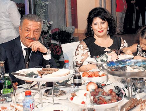 Жена Тельмана Исмаилова - фото, биография, дети