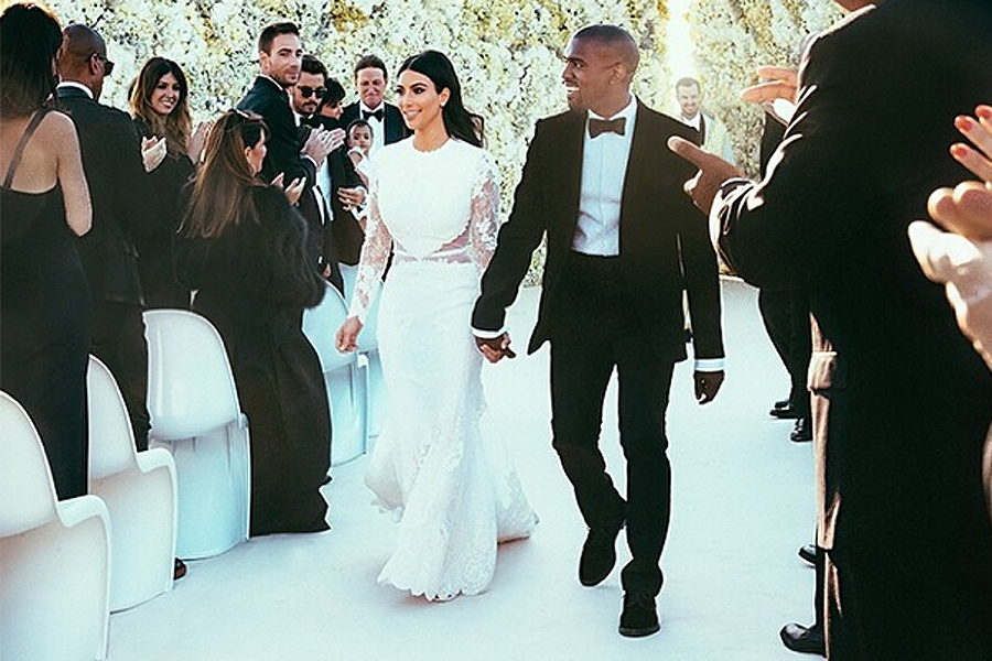 Муж Ким Кардашьян - фото, личная жизнь, дети