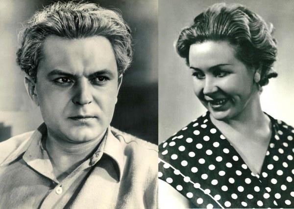 ЖенаСергеяБондарчука старшего -фото, биография, дети