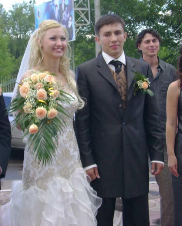 Жена Геннадия Головкина - фото, биография, семья