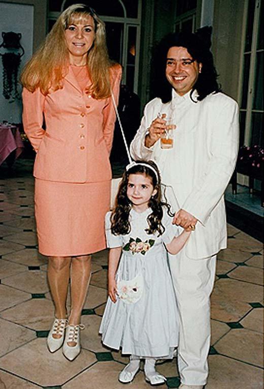 Жена Валентина Юдашкина - фото, рост, биография, свадьба