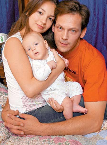 Муж Ольги Павловец - фото, личная жизнь, биография, дети
