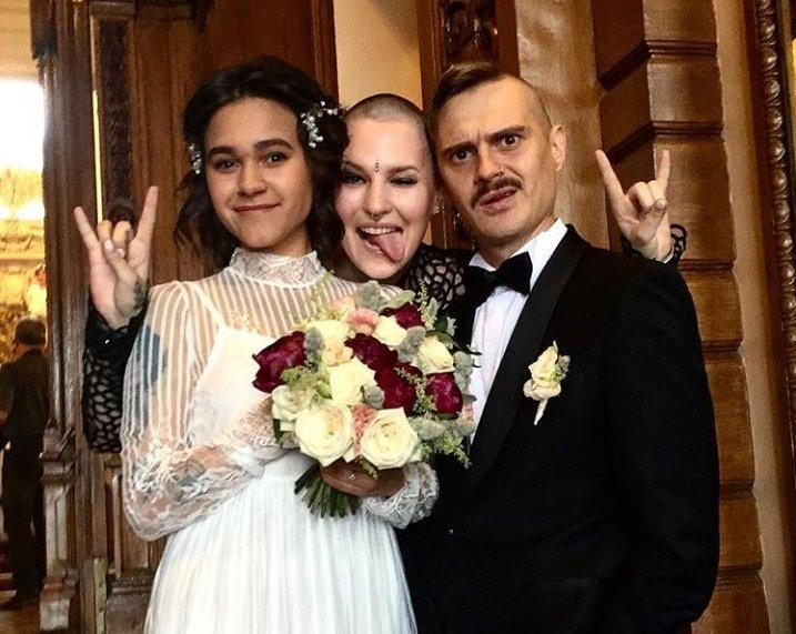 Жена Ильи Прусикина - фото, свадьба, ребенок