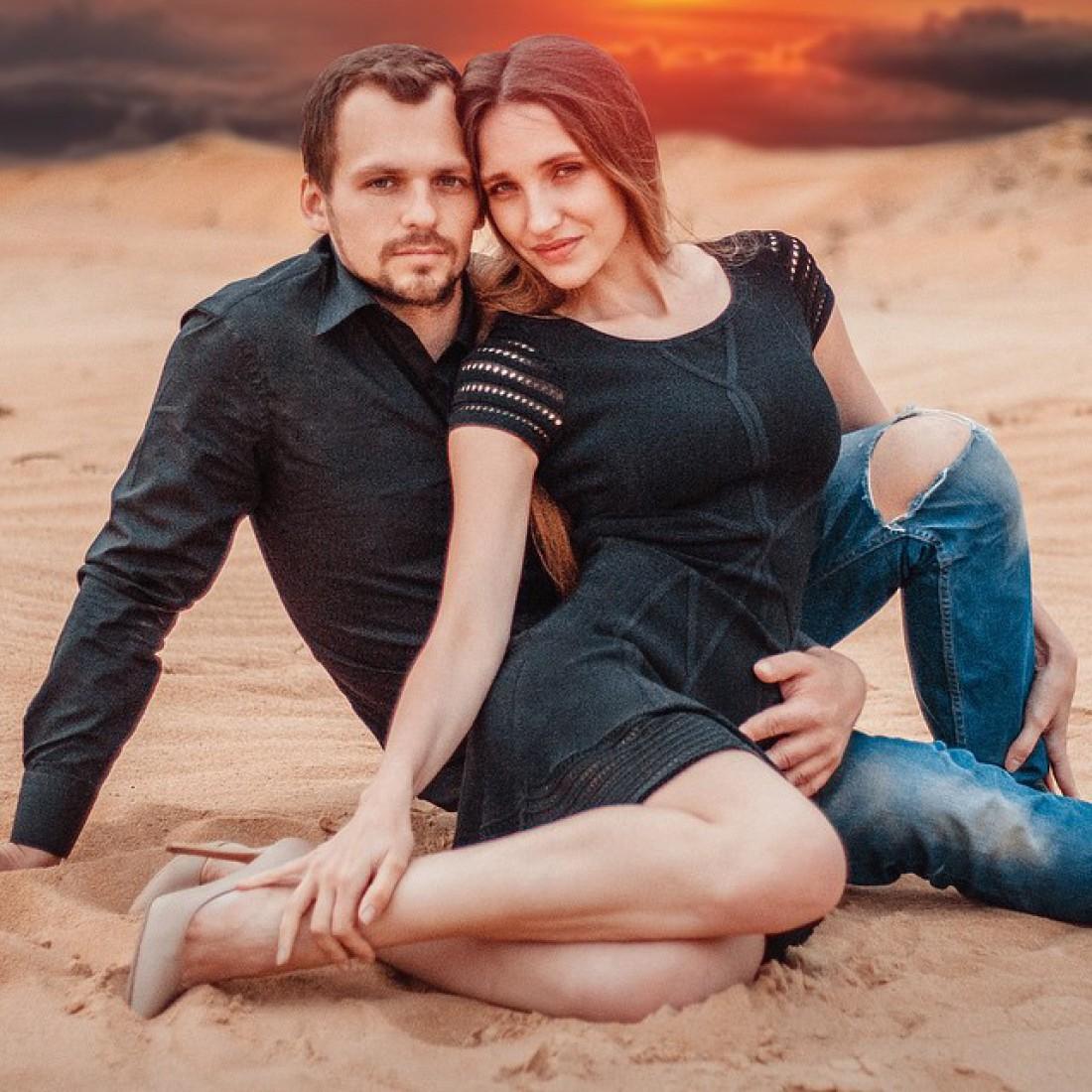 Жена Алексея Янина, Дарья Клюшникова - фото