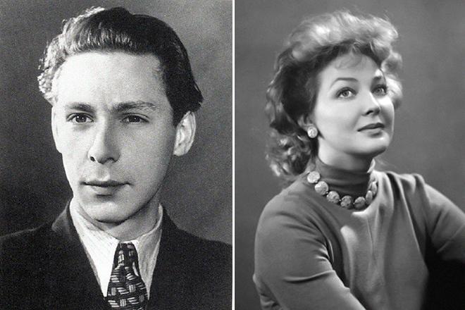 Все жены Олега Ефремова - фото, биография, личная жизнь, дети