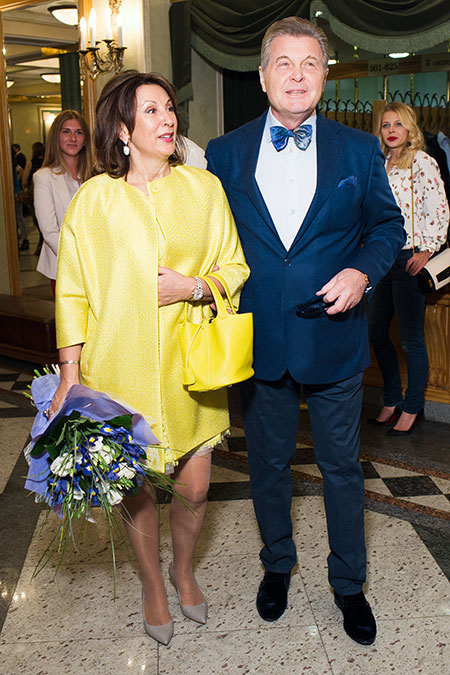 жена лещенко фото