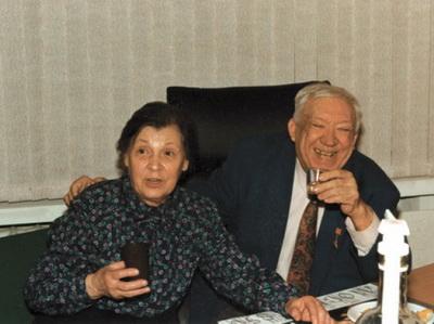 Жена Юрия Никулина - фото, биография, сын