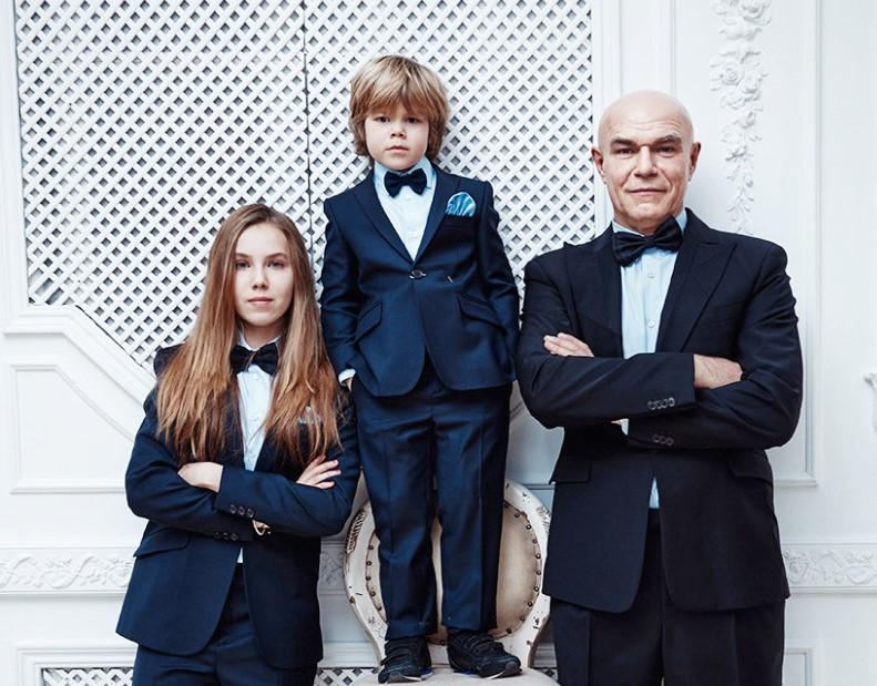 Жена Сергея Мазаева - фото, личная жизнь, дети