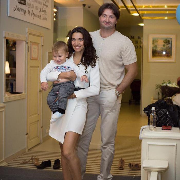 Жена Эдгарда Запашного - фото с женой и детьми, личная жизнь
