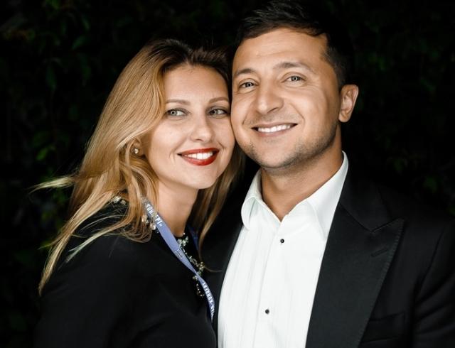 Жена Владимира Зеленского - фото, биография, дети