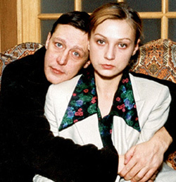 Жена Антона Табакова - фото, биография, личная жизнь, дети