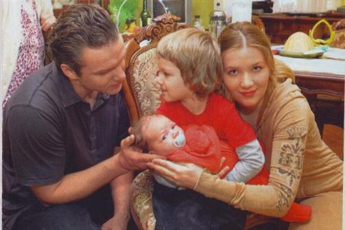 Жена Владимира Епифанцева - фото, личная жизнь, дети
