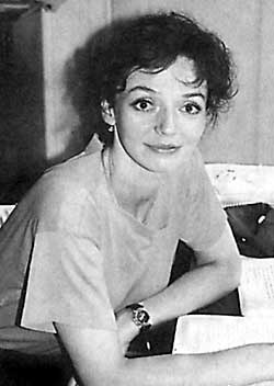 Жена Владимира Этуша - фото, возраст, биография