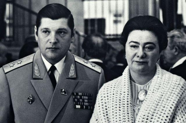 Мужья Галины Брежневой - фото, биография, дети