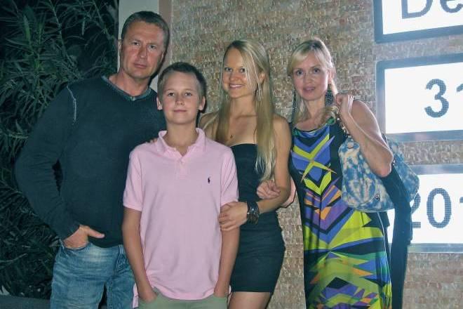 Жена Олега Штефанко - фото, биография, личная жизнь, дети