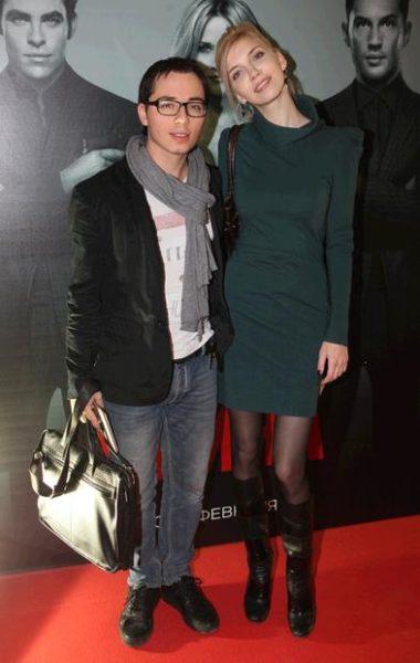 Жена Родиона Газманова - фото, личная жизнь, семья, биография