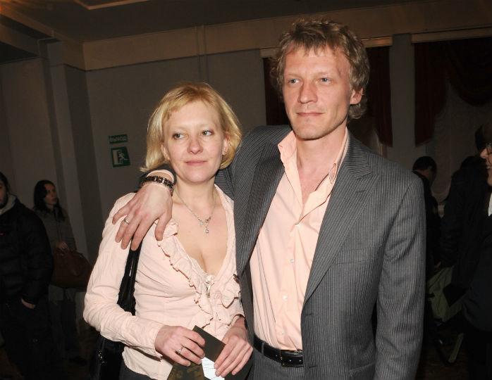 Жена Алексея Серебрякова - фото, бирография, личная жизнь