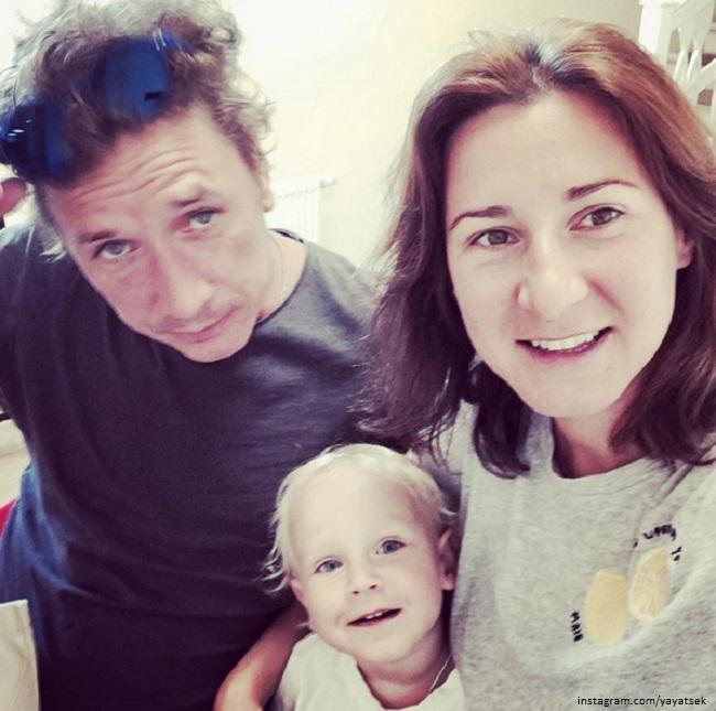 Жена Александра Яценко - фото, личная жизнь актера, дети