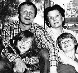 Жена Владислава Галкина - фото, биография