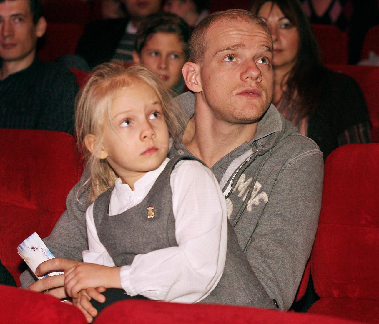 Муж Ксении Раппопорт - фото, личная жизнь, семья, дети