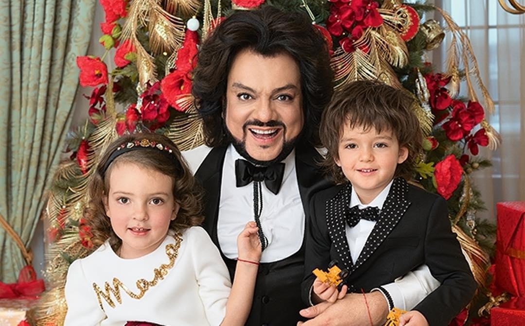 Жена Филиппа Киркорова - фото, личная жизнь, биография, дети