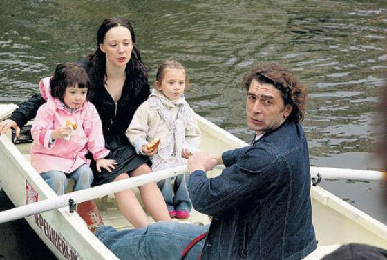 Муж Чулпан Хаматовой - фото, личная жизнь, биография, дети