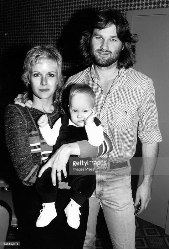 Жена Курта Рассела - фото, биография, личная жизнь, дети