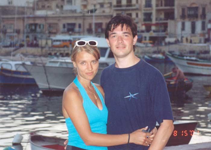 Муж Ксении Алферовой - фото, биография, личная жизнь, дети
