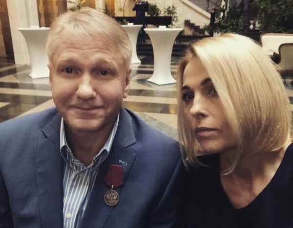 Жена Игоря Бочкина - фото, личная жизнь, биография, дети