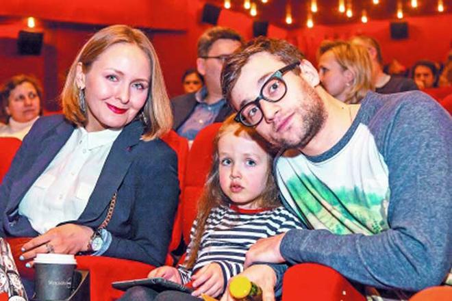 Жена Романа Полянского - фото, личная жизнь, биография, дочь