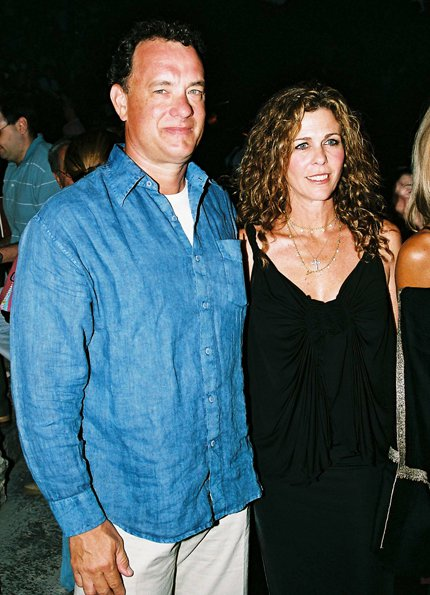 Жена Тома Хэнкса - фото, биография, дети актера