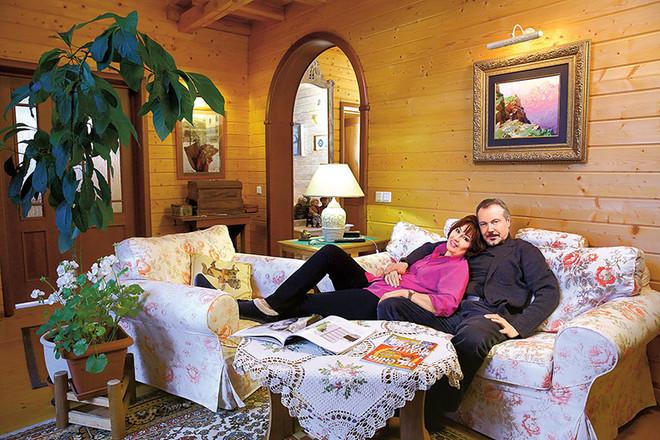 Жена Владимира Зайцева - фото, личная жизнь, дети