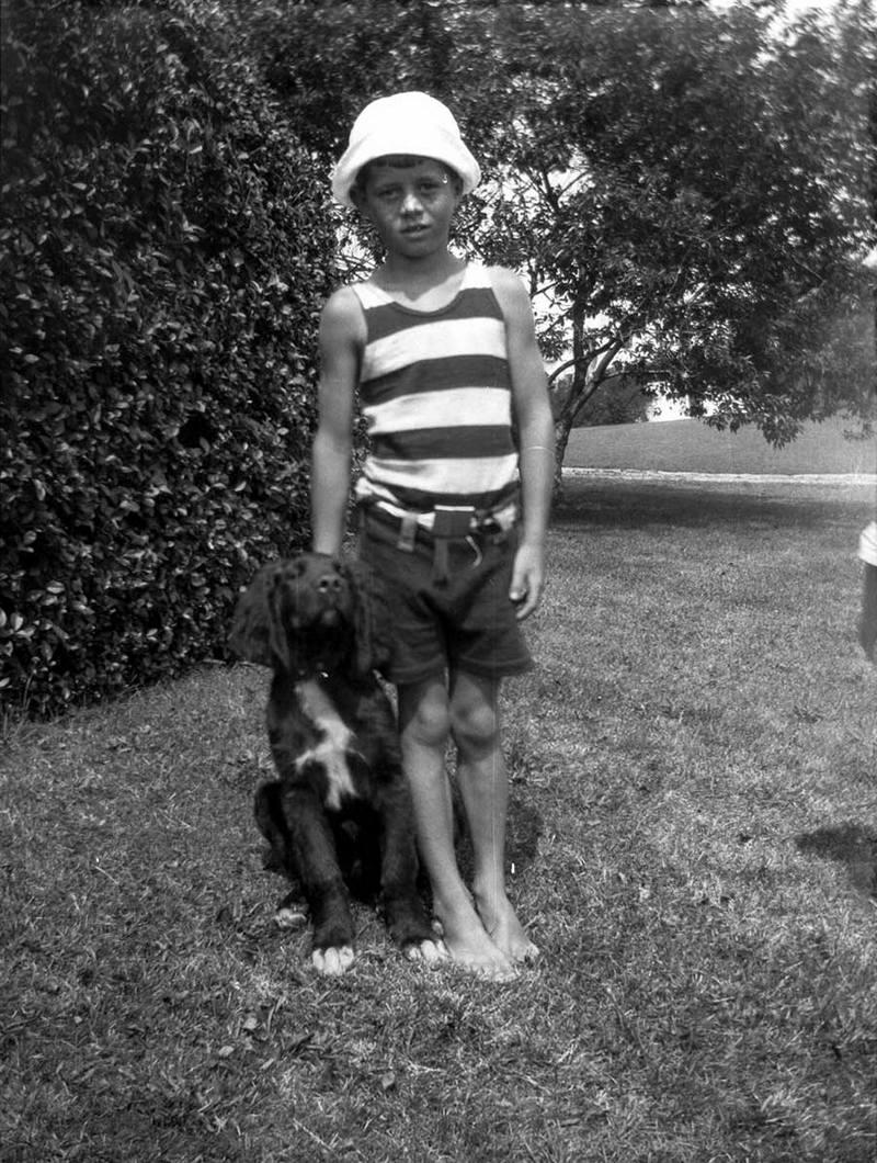 Жена Джона Кеннеди - фото, биография, дети