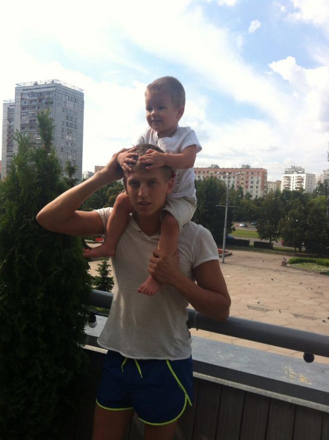 Жена Алексея Щербакова из stand up - фото, личная жизнь, дети
