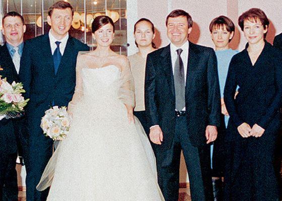 Жена Олега Дерипаски- фото, биография, дети