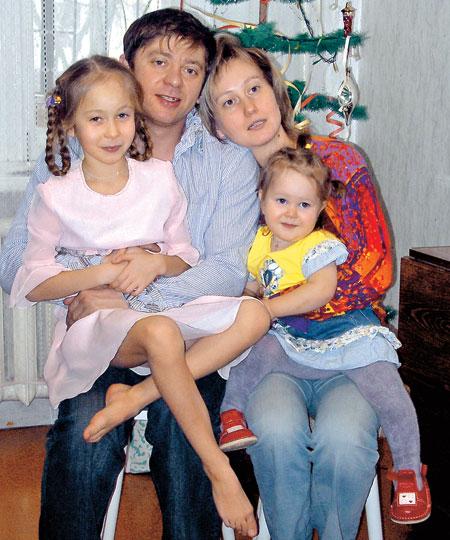Жена Дмитрия Брекоткина из уральских пельменей - фото, семья, дети