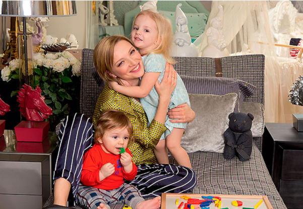 Вилкова Екатерина и ее муж - фото, биография, дети