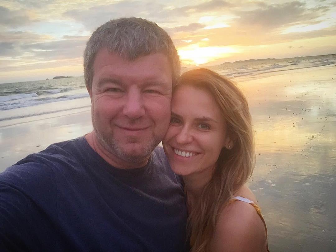Жена Александра Робака - фото, личная жизнь, дети