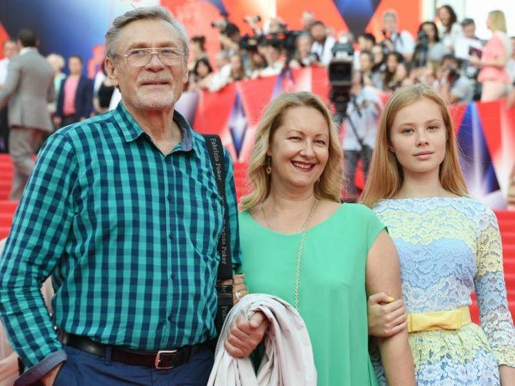 Жена Александра Михайлова - фото, дети, семья