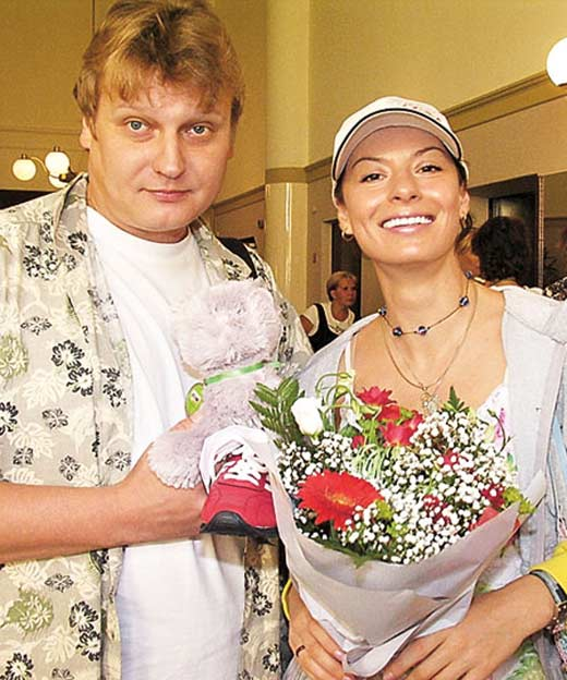 Муж Ирины Лачиной- фото, биография, дети