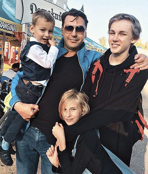 Муж Светланы Дружининой- фото, биография, дети