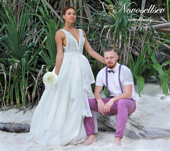 Жена Ивана Новосельцева - фото, личная жизнь