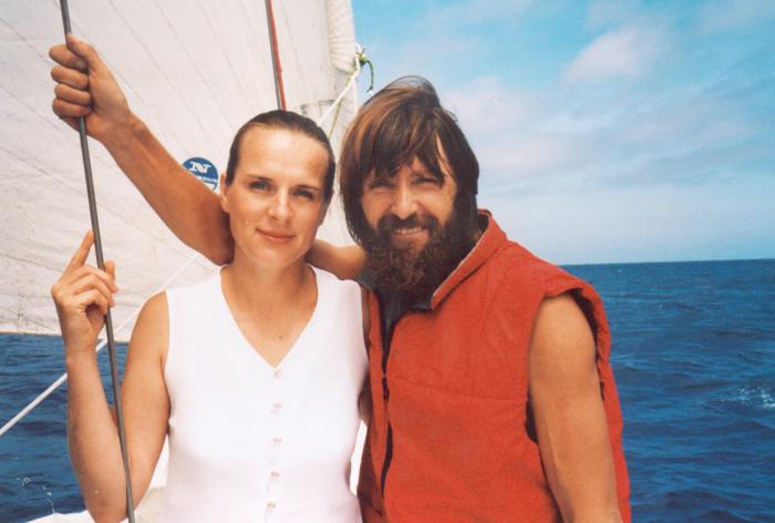 Жена Федора Конюхова - фото, личная жизнь