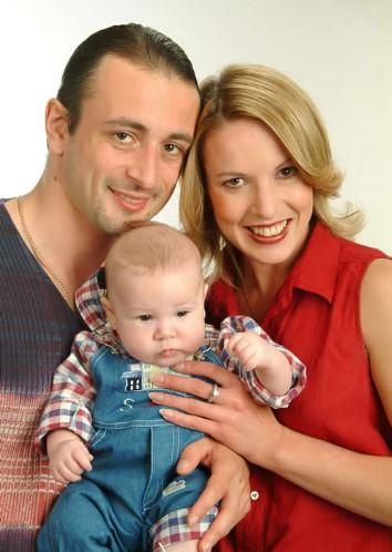 Жена Ильи Авербуха - фото, биография, личная жизнь, дети